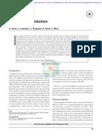 Amnioti Fluid Embolism in obg