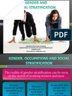 Topic 3.3 Gender and Social Stratification