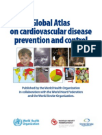 Global Atlas About CV Disease by WHO