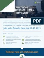 HTML5 Mobile Development