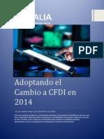 Adoptando El Cambio a CFDI en 2014