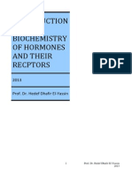 1 Intoduction to the Biochemisty of Hormones and Their Recepors 013