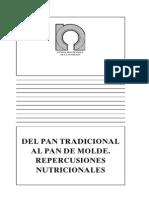 Del Pan Tradicional Al Pan de Molde - Repercusiones Nutricionales