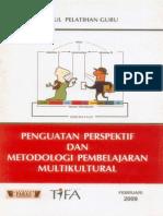 Penguatan Perspektif Dan Metodologi Pembelajaran Multikultural