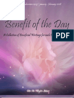 Benefit of the day Issue 07