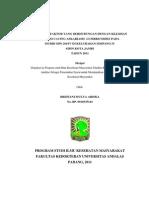 Beberapa Faktor Yang Berhubungan Dengan Kejadian Infeksi Cacing Askariasis Lumbricoides Pada - Copy