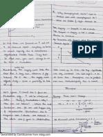 MEP Notes