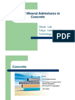 11-1 Wan-Brief Intro Use of Mineral Admixture in Concrete