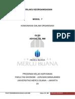 Adiyas Po-modul 7