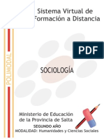 Sociologia Tema 1