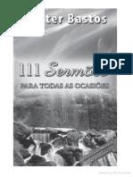 111 sermoes para todas as ocasiões - Walter Bastos