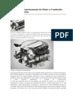 Princípio de Funcionamento do Motor a Combustão Interna Ciclo Otto