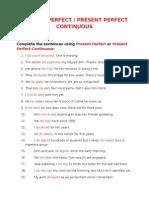 Islcollective Worksheets Intermediate b1 High School Writing Present Perfect Works Present Perfect 2544f6da5295a0573 42154955