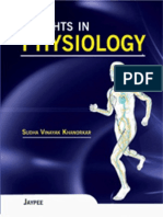 Insights in Physiology 2012