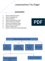 24199166 What is Macroeconomics Its Origin