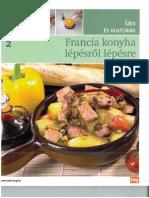 Ízek és kultúrák 2 - Francia konyha