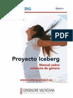 Manual sobre violencia de género Proyecto Iceberg