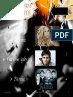 Mis Artistas Favoritos