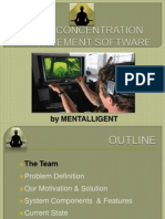 Mentalligent Term Project-sunum2