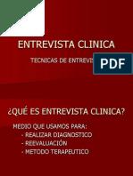 La Entrevista Clinica (1)