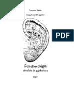 Temesvári Gabriella - Fülreflexológia - Auriculo - terápia