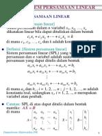 Kekonsistenan SPL 2