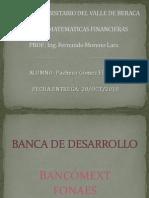 Mat. Financieras. Banca de Desarrollo[2]