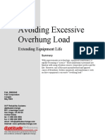 Avoiding Excessive Overhung Load