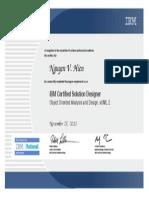 Certificate Rtl f2210496 744