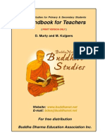 A Handbook for Teachers
