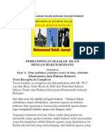 Hukum Islam Dan Romawi