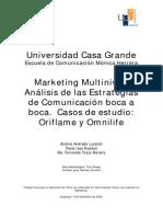 Luzardo Marketing Multinivel