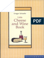 Gregor Schaefer Little Cheese and Wine Book 2006