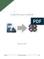 4 Guide IFC Pour ArchiCAD