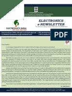 E-Newsletter DeitY Oct 2013