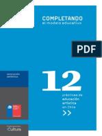 Libro Completando Modelo Educativo