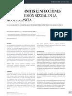 Vulvovaginitis e Infecciones de Trasmision Sexual