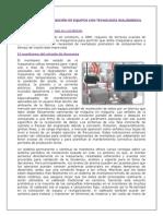 Monitoreo de Condicion de Equipos Con Tecnologia Inalambrica.