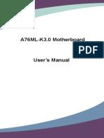 a76ml k 3.0 Manual en v1.0
