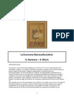 A Hermann a Ritsch La Economia Nacionalsocialista