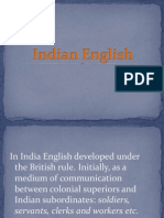 Indian English Presentation