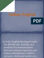 Indian English Presentation