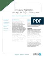 Wp Enterprise App Strat for PM