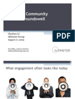"""ASAE Keynote """"Engaging Community"""" (Expanded Version)"""