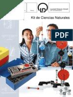 Kits de Fisica - Quimica - Biologia