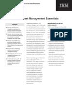 Maximo Asset Mngmnt Essentials