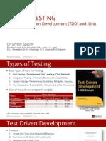 12. Quality Testing