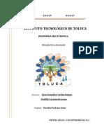 Manufactura Reporte