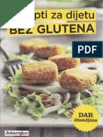 Recepti za dijetu bez glutena