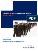 Apostila Mod IV - Principios de Investimento